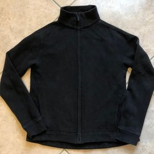 Lululemon zip-up sweatshirt jacket size 4